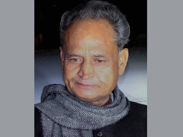 Ashok Gehlot, former chief minister of Rajasthan