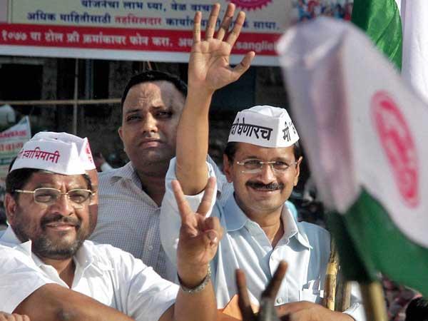Kejriwal elected AAP legislative leader