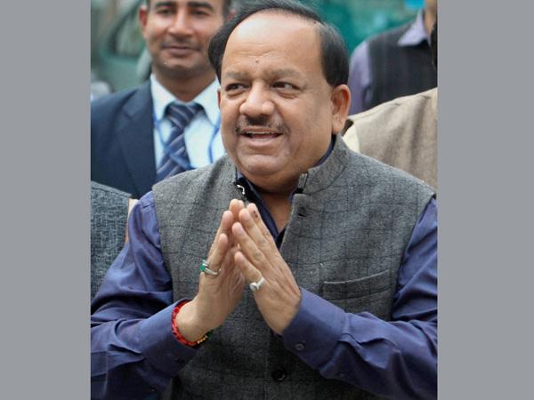 Harsh Vardhan elected BJP legislative party chief