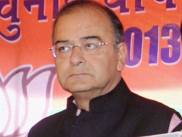 Govt not sincere on Lokpal bill: Jaitley