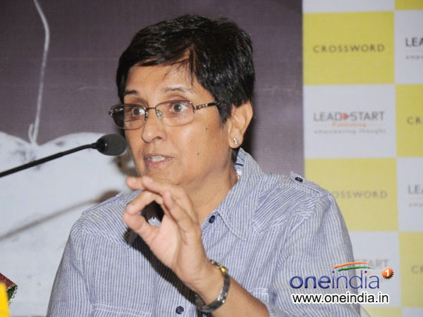 Kiran Bedi to join Hazare from Dec 14