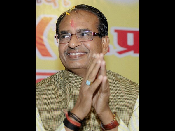 Chouhan becomes CM for third consecutive term