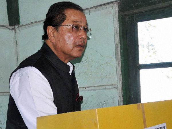 0bea074cf89 Lal Thanhawla takes oath as Mizoram CM for fifth time - Oneindia News