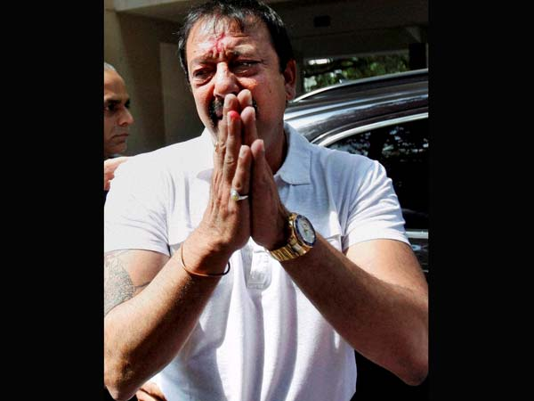 Sanjay Dutt served liquor in jail, alleged BJP leader