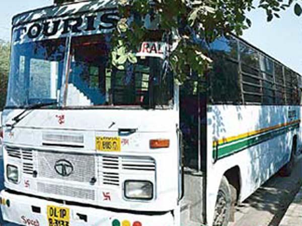 Delhi Gangrape -- bus