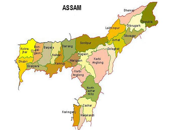 Grenade blast in Dibrugarh area of Assam