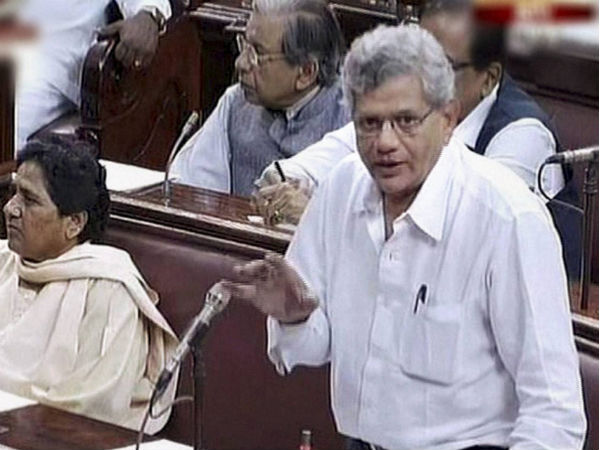 Govt drafted lokpal is ineffective, says Yechury