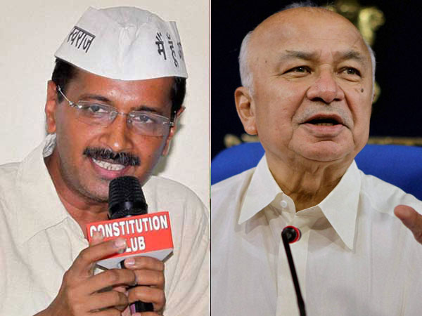 AAP says not answerable to Shinde