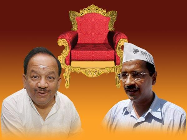 BJP's points to Kejriwal and his team