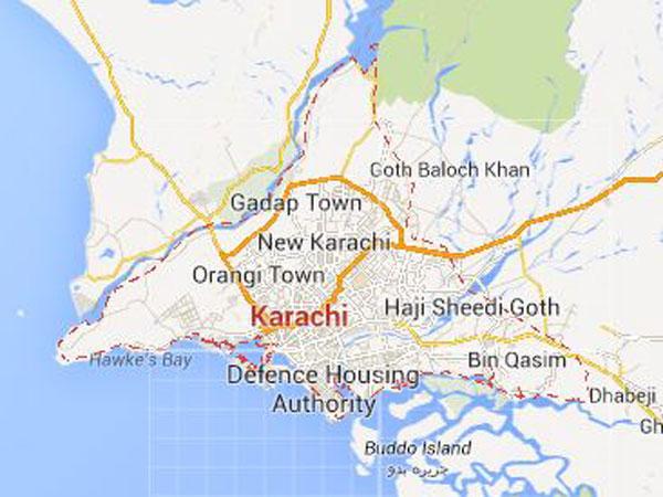 Blast near Karachi kills woman suicide bomber