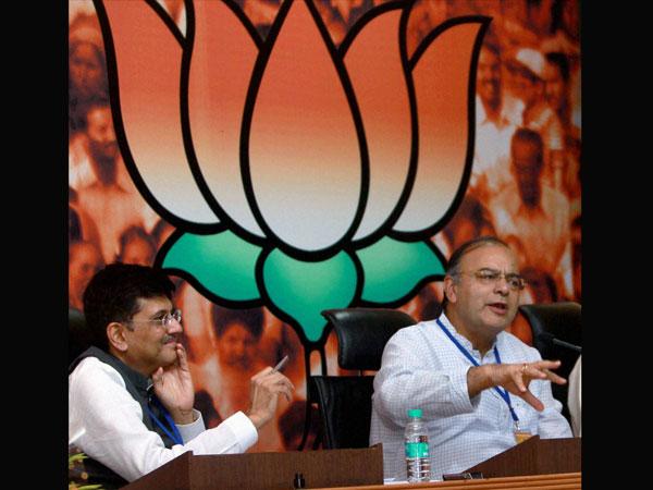 BJP rakes up Women Quota Bill
