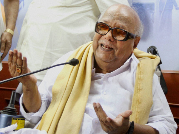 DMK rules out aligning with BJP