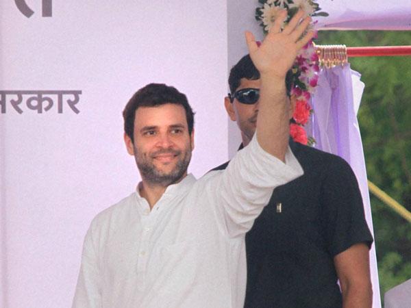 BJP attacks Rahul Gandhi