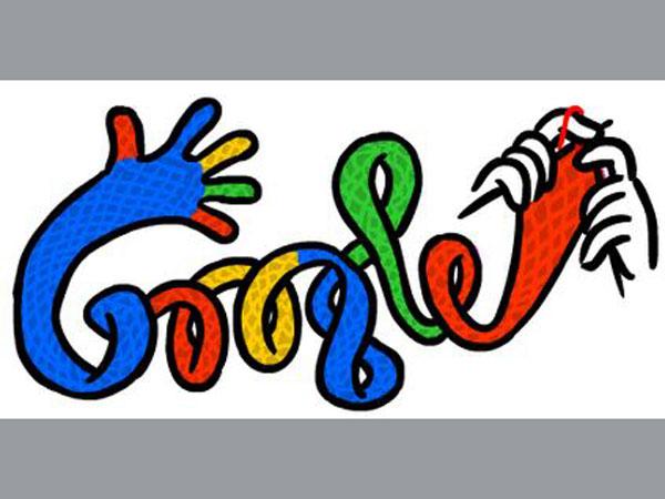 Google doodle welcomes winter