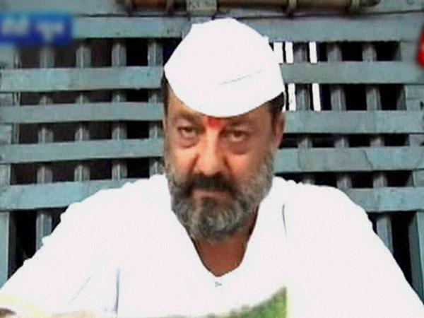 Sanjay Dutt out on parole