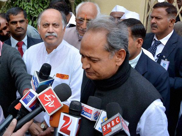 Modi used 'Goebellesian' tactics: Gehlot