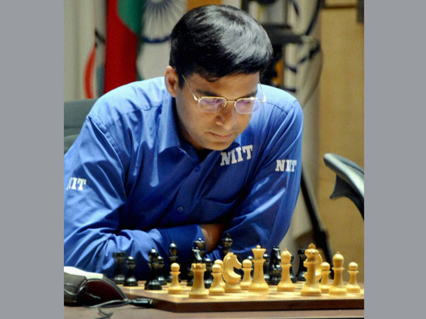Anand outplayed in Championship crown