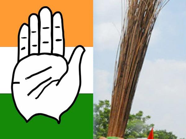 Congress-AAP