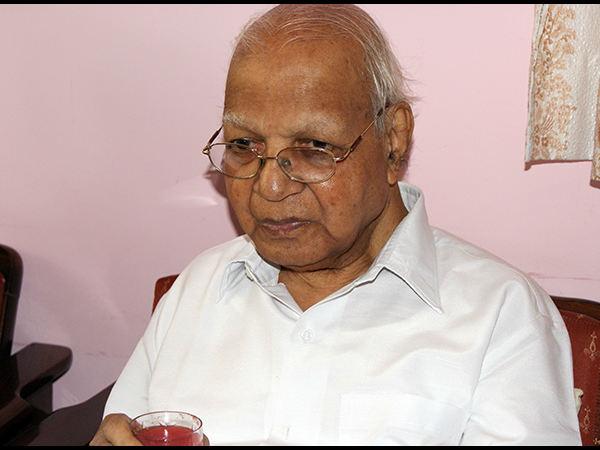 Kannada writer Shivarudrappa passes away