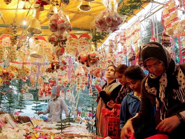 Christmas celebrations in Meghalaya