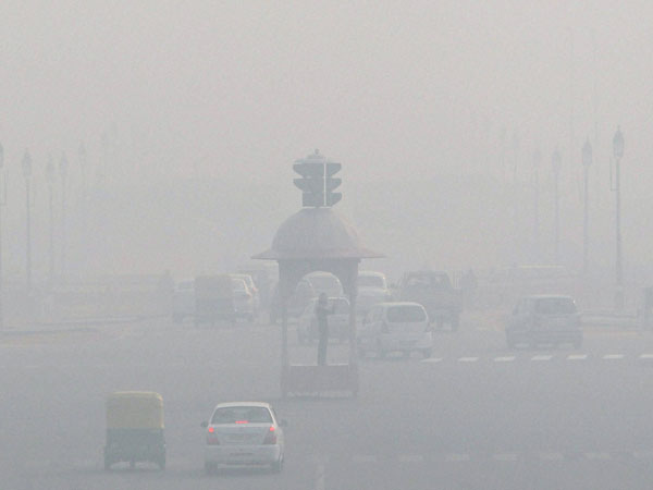 Cold wave continues in north India