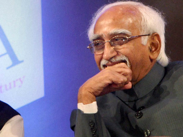Hamid Ansari stresses on farm sector