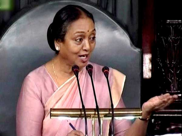 Meira Kumar gets father's bunglow