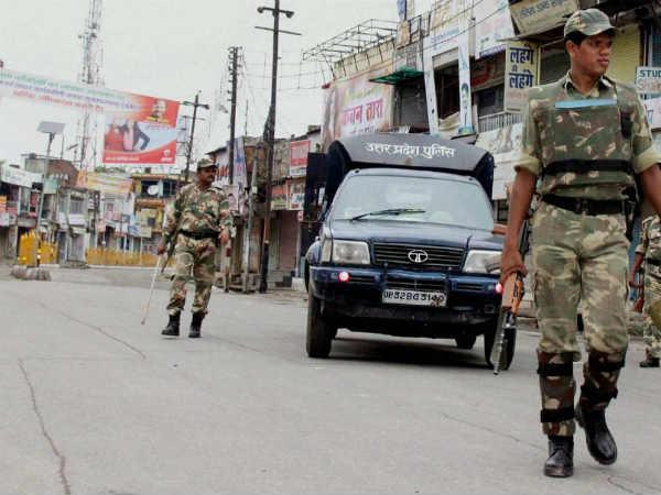 UP marred by riots, Nagpal issue