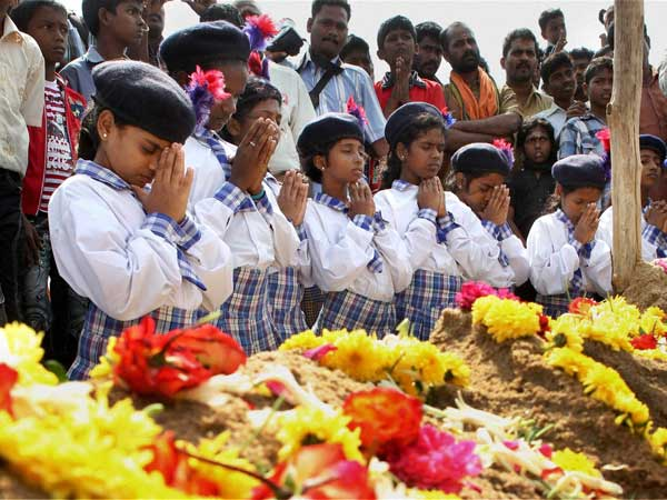 TN pays homage to 2004 tsunami victims