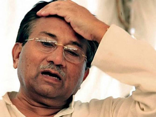 Explosives found near Musharraf's house