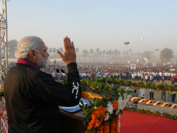 In pics: Run For Unity