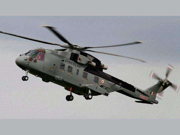 AgustaWestland VVIP Chopper