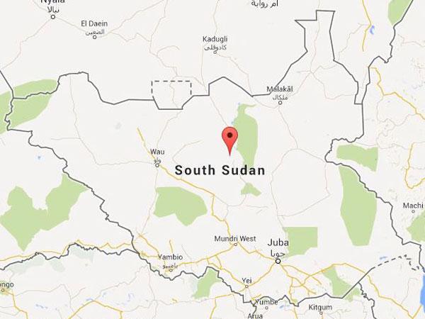 South Sudan's army loses strategic city