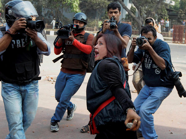 One dead in Bangladesh clashes