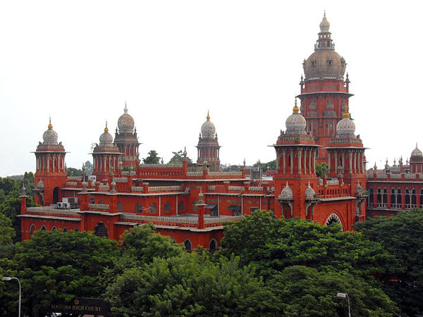 Madras HC enhances compensation