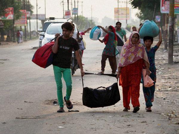 Relief camps evacuated in Muzaffarnagar