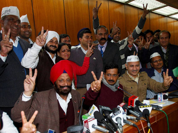 Big day for Kejriwal's AAP
