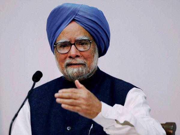 Manmohan Singh press conference