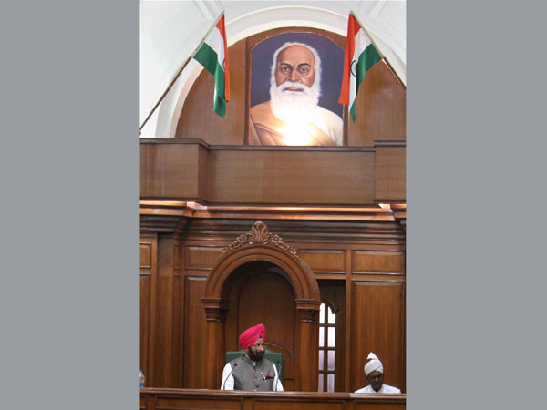 AAP candidate elected as Speaker