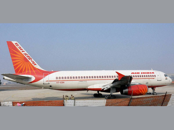 Air India plane tyre bursts, left wing damaged