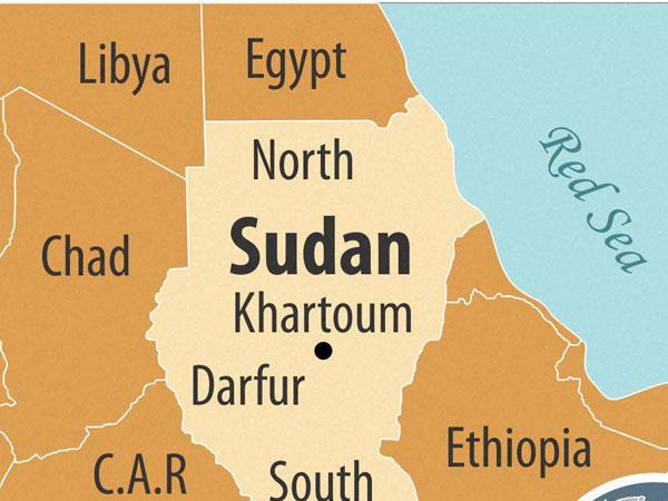 Sudan's president leaves for Juba