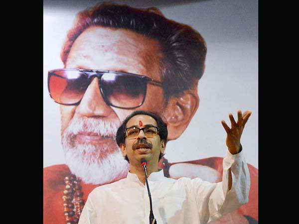 Uddhav Thackeray hits out at Kejriwal