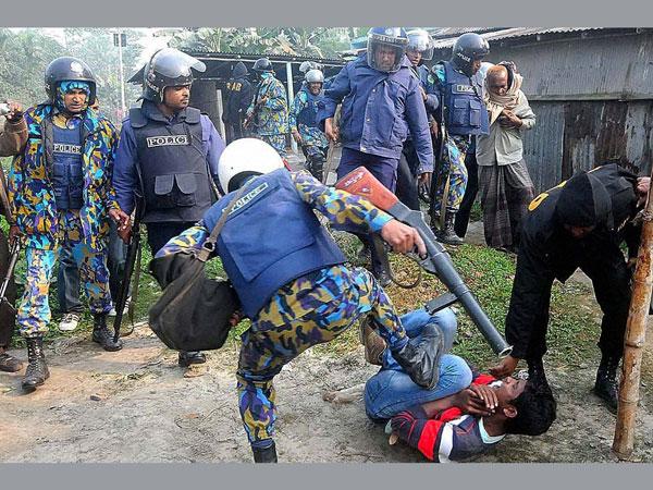 Bangladesh polls