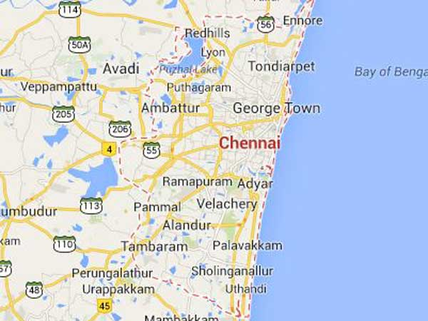 Misfire? : 16-yr-old shot at by cops in Chennai police station
