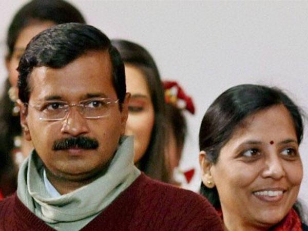 Kejriwal govt to tackle corruption