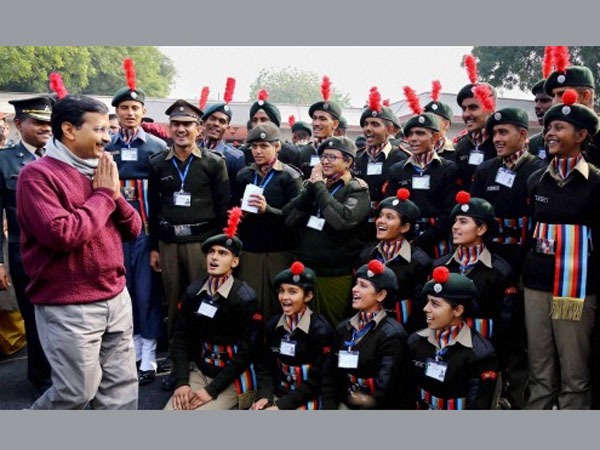 Kejriwal advises NCC youth