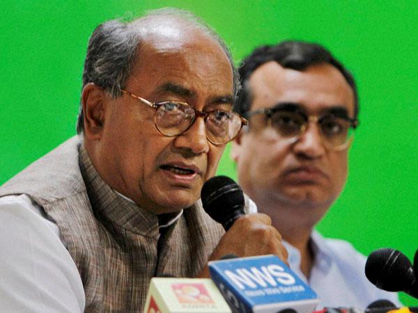 Digvijay slams BJP for attack on AAP