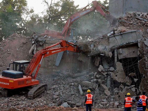 Goa collapse: Death toll mounts to 24