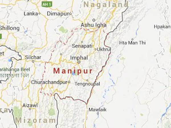 Bomb explodes near railway track in Manipur, no casualty