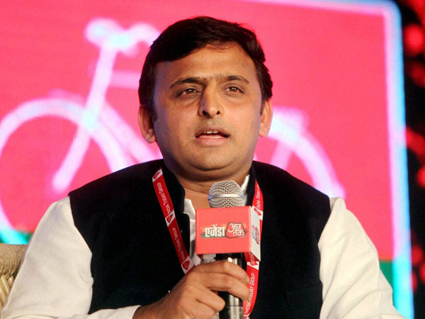 Akhilesh defends Saifai celebrations